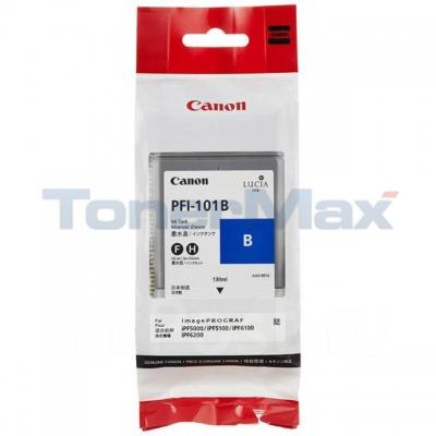 CANON PFI-101B INK TANK BLUE 130ML
